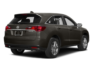 Kona Coffee Metallic 2015 Acura RDX Pictures RDX Utility 4D 2WD V6 photos rear view