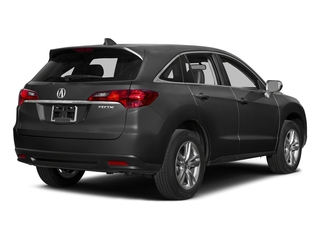 Graphite Luster Metallic 2015 Acura RDX Pictures RDX Utility 4D 2WD V6 photos rear view