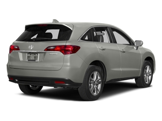 Silver Moon 2015 Acura RDX Pictures RDX Utility 4D 2WD V6 photos rear view