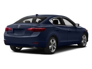 Fathom Blue Pearl 2015 Acura ILX Pictures ILX Sedan 4D I4 photos rear view