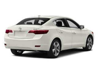 Bellanova White Pearl 2015 Acura ILX Pictures ILX Sedan 4D I4 photos rear view