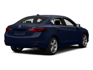 Fathom Blue Pearl 2015 Acura ILX Pictures ILX Sedan 4D Premium I4 photos rear view