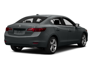 Modern Steel Metallic 2015 Acura ILX Pictures ILX Sedan 4D Premium I4 photos rear view