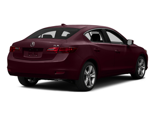 Crimson Garnet 2015 Acura ILX Pictures ILX Sedan 4D Premium I4 photos rear view