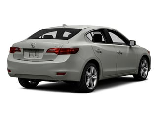 Silver Moon Metallic 2015 Acura ILX Pictures ILX Sedan 4D Premium I4 photos rear view