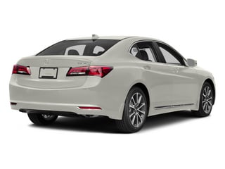 Bellanova White Pearl 2015 Acura TLX Pictures TLX Sedan 4D Advance V6 photos rear view
