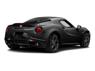 Black 2015 Alfa Romeo 4C Pictures 4C Coupe 2D I4 Turbo photos rear view