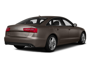 Dakota Gray Metallic 2015 Audi A6 Pictures A6 Sedan 4D TDI Prestige AWD photos rear view
