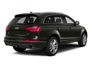Daytona Gray Pearl Effect 2015 Audi Q7 Pictures Q7 Utility 4D 3.0 Premium AWD photos rear view