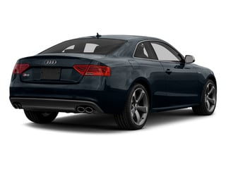 Moonlight Blue Metallic 2015 Audi S5 Pictures S5 Coupe 2D S5 Prestige AWD photos rear view