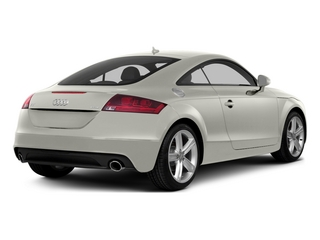 Ibis White 2015 Audi TT Pictures TT Coupe 2D AWD photos rear view