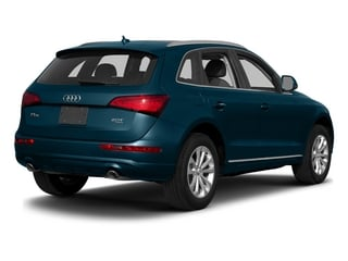 Utopia Blue Metallic 2015 Audi Q5 Pictures Q5 Utility 4D 3.0T Prestige AWD photos rear view