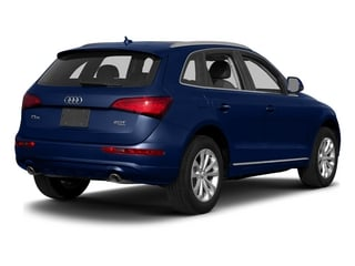 Scuba Blue Metallic 2015 Audi Q5 Pictures Q5 Utility 4D 3.0T Prestige AWD photos rear view