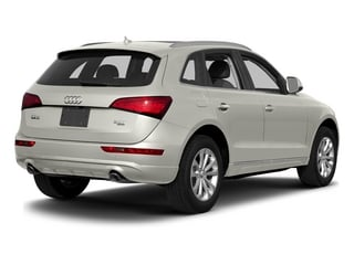 Ibis White 2015 Audi Q5 Pictures Q5 Utility 4D 3.0T Premium Plus AWD photos rear view