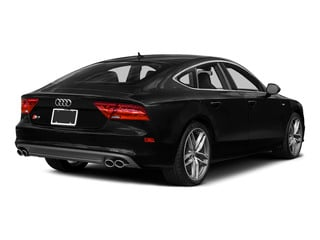 Brilliant Black 2015 Audi S7 Pictures S7 Sedan 4D S7 Prestige AWD photos rear view