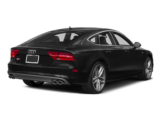 Phantom Black Pearl Effect 2015 Audi S7 Pictures S7 Sedan 4D S7 Prestige AWD photos rear view