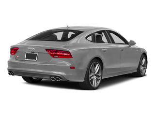 Ice Silver Metallic 2015 Audi S7 Pictures S7 Sedan 4D S7 Prestige AWD photos rear view