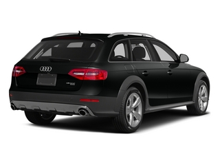Mythos Black Metallic 2015 Audi allroad Pictures allroad Wagon 4D Premium AWD I4 Turbo photos rear view