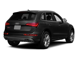 Brilliant Black 2015 Audi SQ5 Pictures SQ5 Utility 4D Premium Plus AWD V6 photos rear view