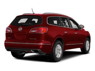 Crimson Red Tintcoat 2015 Buick Enclave Pictures Enclave Utility 4D Leather 2WD V6 photos rear view