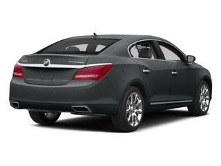 Smoky Gray Metallic 2015 Buick LaCrosse Pictures LaCrosse Sedan 4D I4 Hybrid photos rear view
