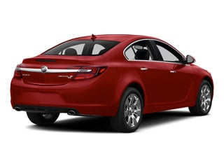 Crystal Red Tintcoat 2015 Buick Regal Pictures Regal Sedan 4D GS I4 Turbo photos rear view