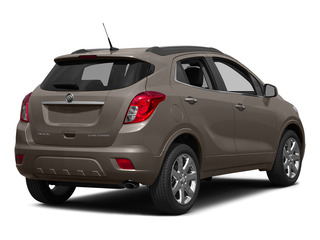 Cocoa Silver Metallic 2015 Buick Encore Pictures Encore Utility 4D Premium 2WD I4 Turbo photos rear view