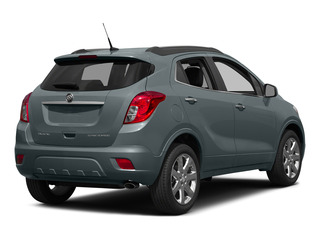 Satin Steel Gray Metallic 2015 Buick Encore Pictures Encore Utility 4D Premium 2WD I4 Turbo photos rear view