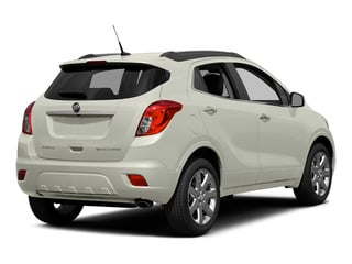White Pearl Tricoat 2015 Buick Encore Pictures Encore Utility 4D Premium 2WD I4 Turbo photos rear view