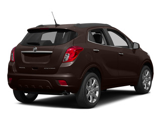 Deep Espresso Brown Metallic 2015 Buick Encore Pictures Encore Utility 4D Premium 2WD I4 Turbo photos rear view