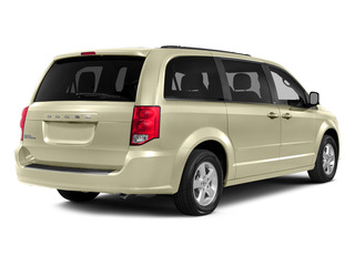 Cashmere/Sandstone Pearlcoat 2015 Dodge Grand Caravan Pictures Grand Caravan Grand Caravan SE V6 photos rear view