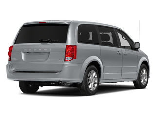 Billet Silver Metallic Clearcoat 2015 Dodge Grand Caravan Pictures Grand Caravan Grand Caravan R/T V6 photos rear view