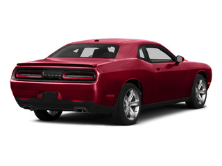 Redline Red Tricoat Pearl 2015 Dodge Challenger Pictures Challenger Coupe 2D SRT Hellcat V8 Supercharged photos rear view