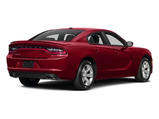 Redline Red Tricoat Pearl 2015 Dodge Charger Pictures Charger Sedan 4D SRT 392 V8 photos rear view