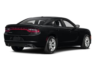 Phantom Black Tri-Coat Pearl 2015 Dodge Charger Pictures Charger Sedan 4D SRT 392 V8 photos rear view