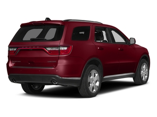 Deep Cherry Red Crystal Pearlcoat 2015 Dodge Durango Pictures Durango Utility 4D Limited 2WD V6 photos rear view