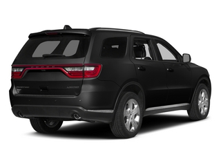 Brilliant Black Crystal Pearlcoat 2015 Dodge Durango Pictures Durango Utility 4D Limited 2WD V6 photos rear view