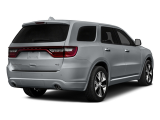Billet Silver Metallic Clearcoat 2015 Dodge Durango Pictures Durango Utility 4D R/T AWD V8 photos rear view