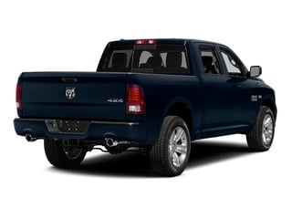 True Blue Pearlcoat 2015 Ram Truck 1500 Pictures 1500 Crew Cab Limited 4WD photos rear view