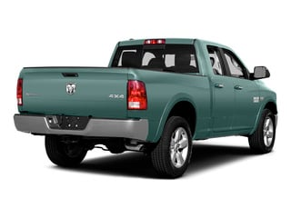 Light Green 2015 Ram Truck 1500 Pictures 1500 Quad Cab Express 4WD photos rear view