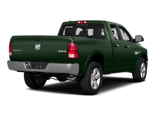 Timberline Green Pearlcoat 2015 Ram Truck 1500 Pictures 1500 Quad Cab SLT 2WD photos rear view