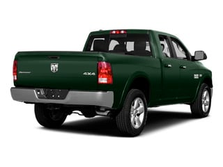 Timberline Green Pearlcoat 2015 Ram Truck 1500 Pictures 1500 Quad Cab SLT 4WD photos rear view