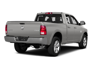Bright Silver Metallic Clearcoat 2015 Ram Truck 1500 Pictures 1500 Quad Cab Express 2WD photos rear view