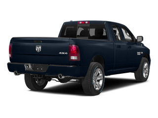 True Blue Pearlcoat 2015 Ram Truck 1500 Pictures 1500 Quad Cab Sport 2WD photos rear view