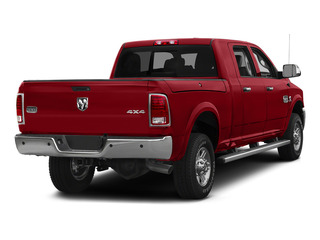 Bright Red 2015 Ram Truck 2500 Pictures 2500 Mega Cab SLT 2WD photos rear view