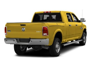 Yellow 2015 Ram Truck 2500 Pictures 2500 Mega Cab SLT 2WD photos rear view