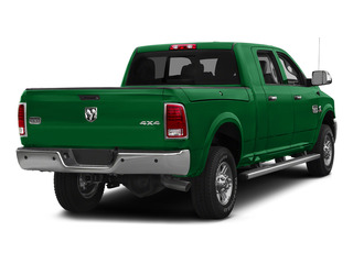 Bright Green 2015 Ram Truck 2500 Pictures 2500 Mega Cab SLT 2WD photos rear view