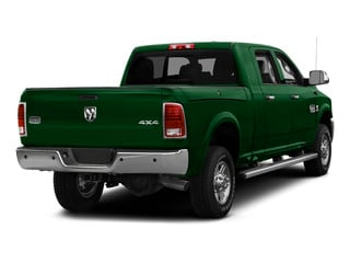 Tree Green 2015 Ram Truck 2500 Pictures 2500 Mega Cab SLT 2WD photos rear view