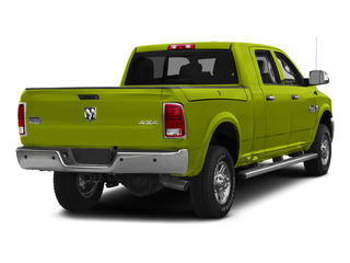 National Safety Yellow 2015 Ram Truck 2500 Pictures 2500 Mega Cab SLT 2WD photos rear view