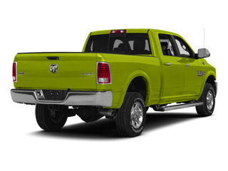 National Safety Yellow 2015 Ram Truck 2500 Pictures 2500 Crew Cab SLT 2WD photos rear view